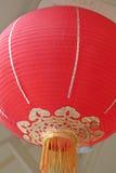 czerwone latarnie z chin Zdjęcie Royalty Free