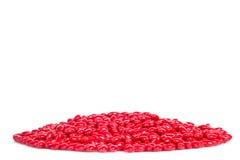 Czerwone pigułki Zdjęcie Stock