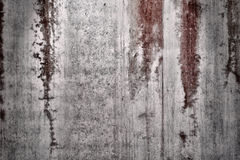 czerwone plamy textured ścianę Zdjęcie Stock