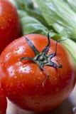 czerwone pomidorów Zdjęcie Royalty Free
