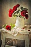 czerwone róże obraz royalty free
