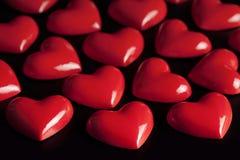 czerwone serce Zdjęcie Royalty Free