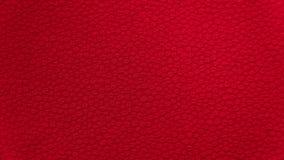 Czerwone tło tkaniny tkaniny z małym broderia wzorem fotografia royalty free