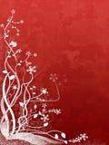 czerwone tło Ilustracja Wektor