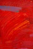 czerwone tło Fotografia Royalty Free