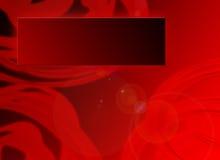 czerwone tło ilustracji