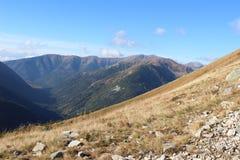Czerwone Wierchy, Tatra Mountains, Poland Royalty Free Stock Photography