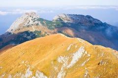 Czerwone Wierchy, Tatrzańskie góry Obraz Stock
