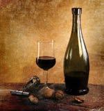 czerwone wino Zdjęcia Royalty Free