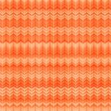 Czerwonego abstrakta zygzag tekstylny bezszwowy wzór Zdjęcia Royalty Free