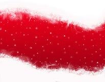 Czerwonego koloru bożych narodzeń tło Obraz Royalty Free