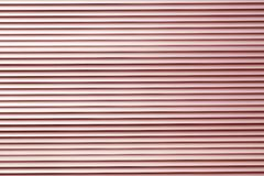 Czerwonego koloru metalu magazynu ściany wzór Obraz Stock