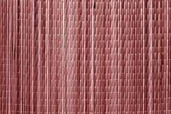 Czerwonego koloru sraw maty wzór Obrazy Royalty Free