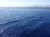 Czerwonego morza krajobraz obrazy royalty free