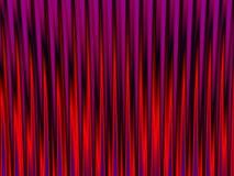 Czerwonego nowożytnego abstrakcjonistycznego tła graficzny karciany projekt Obraz Stock