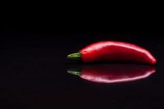 Czerwonego pieprzu chili Zdjęcie Stock