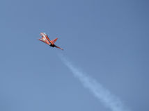 Czerwonego radia Kontrolowany samolot Zdjęcia Royalty Free