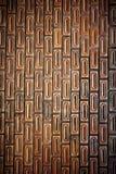 Czerwonej cegły tła płytki wzór. Fotografia Royalty Free