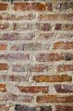 Czerwonej cegły tło Obraz Royalty Free