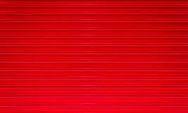 Czerwonej farby Panwiowy metal Obraz Royalty Free