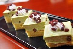 Czerwonej fasoli tort Obrazy Stock