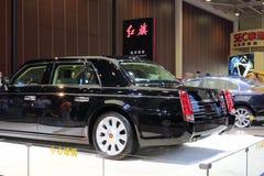 Czerwonej flaga l5 sedanu oferta $ 900.000 Obrazy Stock