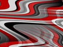 Czerwoni czarni szarzy jaskrawi cienie, geometrie, wykładają tło, abstrakcjonistyczne kolorowe geometrie ilustracja wektor