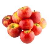 Czerwoni jabłka Fotografia Royalty Free