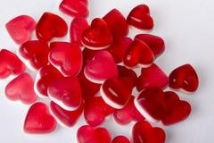 Czerwoni kierowi cukierków cukierki Zdjęcie Stock