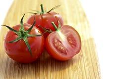 czerwoni pomidory Obrazy Royalty Free