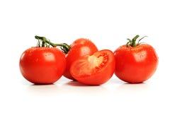 czerwoni pomidory zdjęcie stock