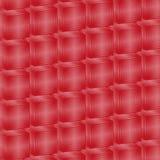 Czerwoni sześciany Zdjęcie Royalty Free