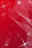 czerwoni tło boże narodzenia ilustracja wektor