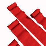czerwoni tło dywany ilustracja wektor