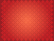 czerwoni tło ornamenty wakacyjni święci Zdjęcia Royalty Free