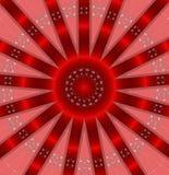 czerwoni tło abstrakcjonistyczni cristmas Fotografia Stock