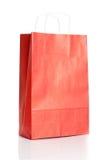 czerwoni toreb boże narodzenia Fotografia Royalty Free