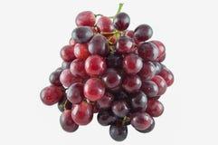 Duzi czerwoni winogrona Obrazy Royalty Free