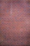 Czerwony ściana z cegieł Zdjęcia Stock