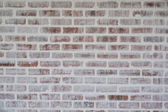Czerwony ściana z cegieł Obraz Royalty Free