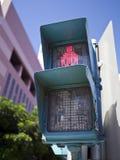 Czerwony światła ruchu Zdjęcie Royalty Free