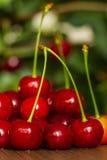 czerwony świeżych owoców Obrazy Stock