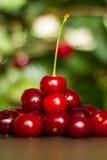 czerwony świeżych owoców Fotografia Stock