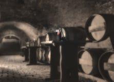 czerwony życia cicho wino Obrazy Royalty Free