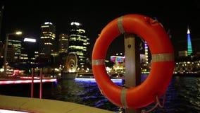 Czerwony życia preserver Perth zbiory