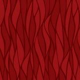 Czerwony abstrakcjonistyczny bezszwowy Obraz Royalty Free
