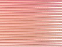 Czerwony abstrakcjonistyczny fractal w postaci grani linii Obrazy Royalty Free