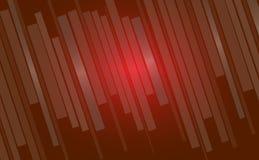 Czerwony abstrakcjonistyczny prostokąta tło Obraz Royalty Free