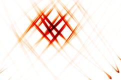 Czerwony abstrakcjonistyczny tło. Obrazy Stock