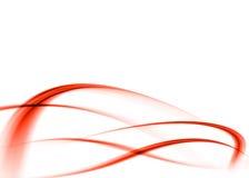 czerwony abstrakcyjna Obraz Stock